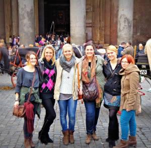 Friends in Rome
